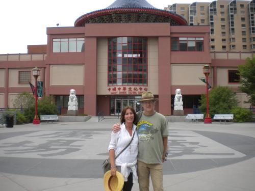 yo y mi marido Michael