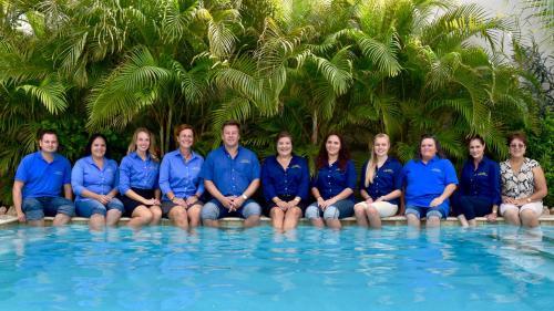 Aruba Happy Rentals, Team