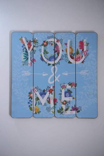 You & me house