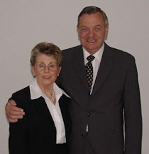 Hubert u. Margot Kraft