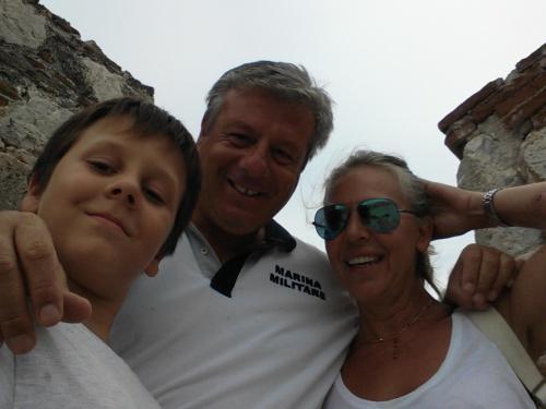 Angella, John and Johny