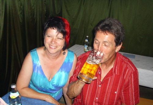 Werner und Sabine
