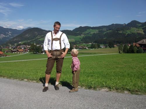 Gerhard and Ben