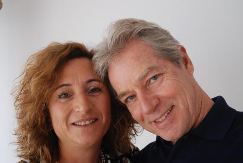Isabel Maria e João Pedro