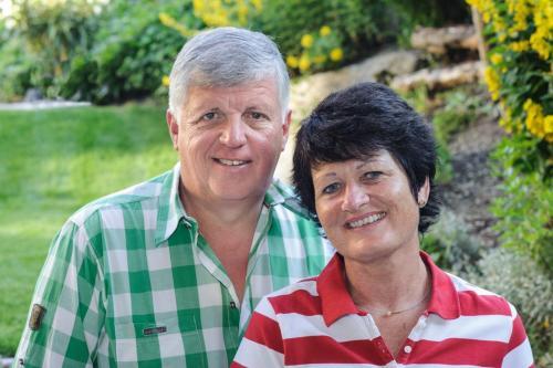 Heinz und Ulrike Deimel