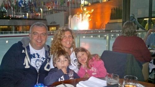 Angelo,Claudia, Giovanni e Maria
