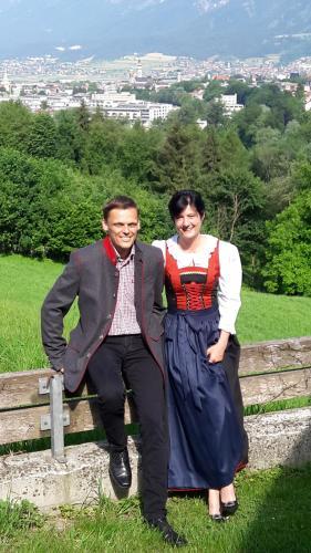Martin und Daniela Wegscheider