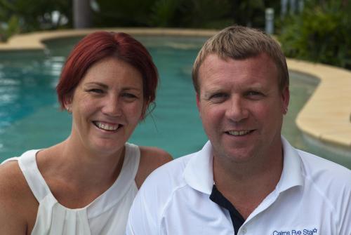 Steve and Natalie Mullins