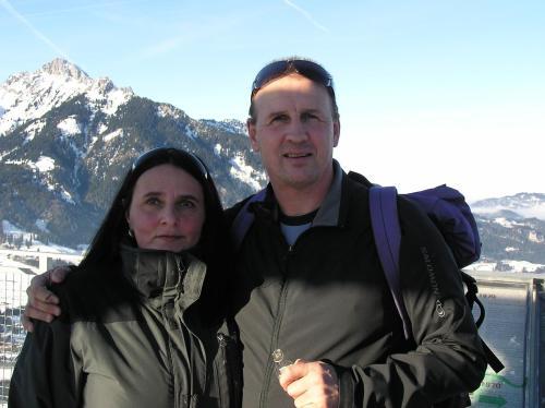 Anita und Gerhard Schönherr