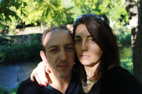 Fernando Ramilo e Maria João