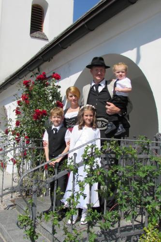 Familie Eberharter