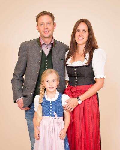 Denise, Thomas und Lena Pirpamer