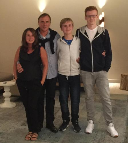 Familie Burghartz