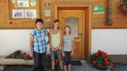 Gertraud,Daniela und Leonie