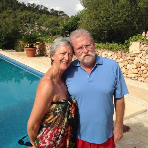 Marianne and Eugen Zadra