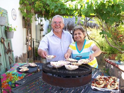 Francisco y Oralia Piñeda.