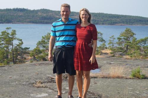 Maria & Per Häggblom