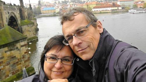 Karl Zant und Monika Majewsky