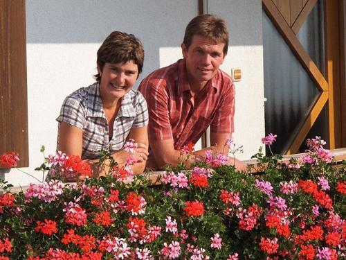 Monika und Egon Baldauf