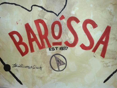 Casa Rossa - Barossa
