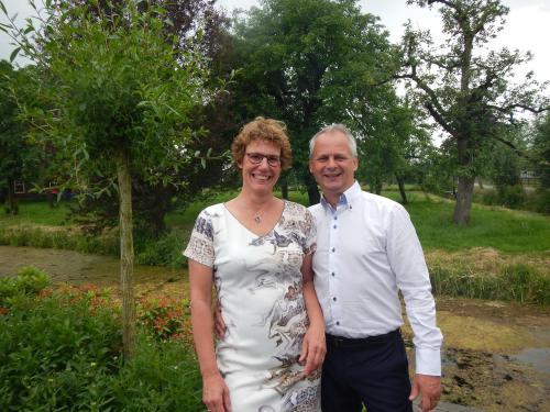 Eric en Saskia owners