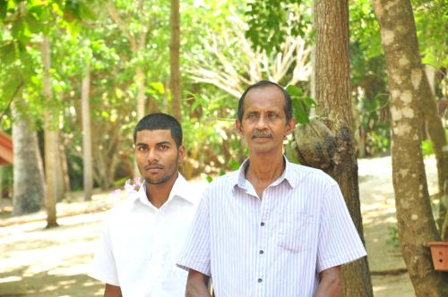Saliya and Mahesh