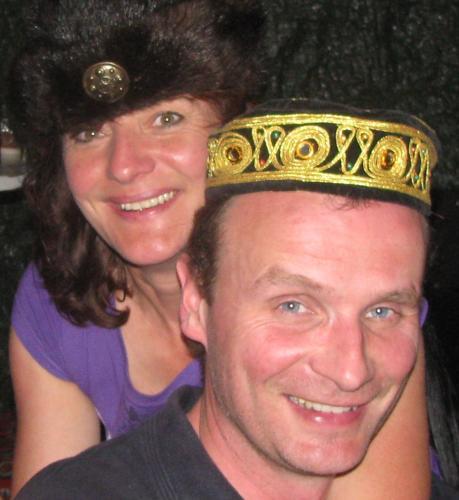 Susanne und Achim