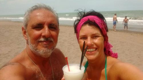 Maria y Gustavo