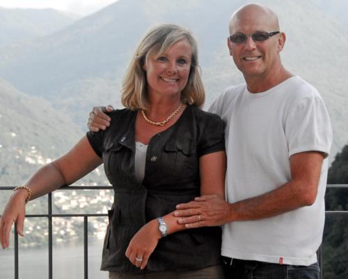 Hosts - Jonathan and Beverley Rosen
