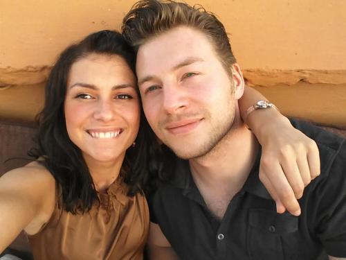 Kris & Delia
