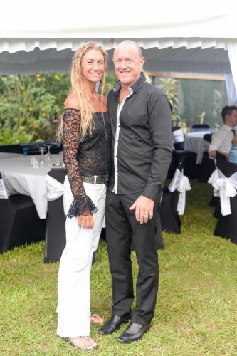 Toni & Nigel Beckham