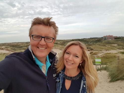 Pieter Bas en Wendy Antoons-  Owners