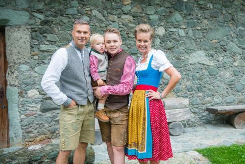 Familie Steiger-Brugger