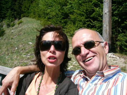 Brigitte und Christian