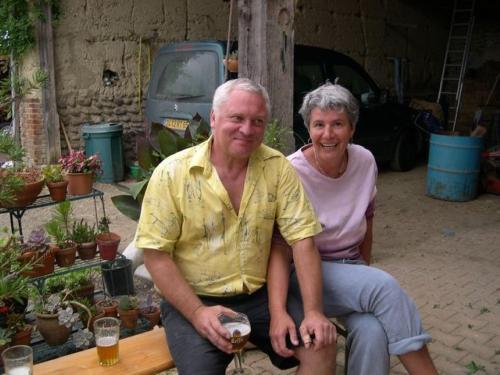 Dieter und Claudia