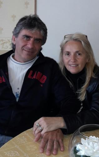 Silvia e Beppe