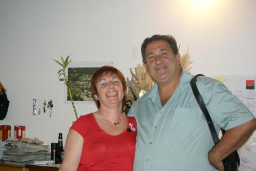 Agnès et Sauro