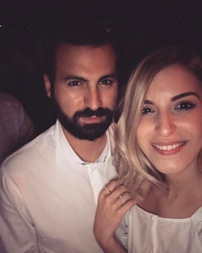 Andria & Constantinos
