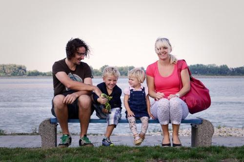 Rodina Klímová