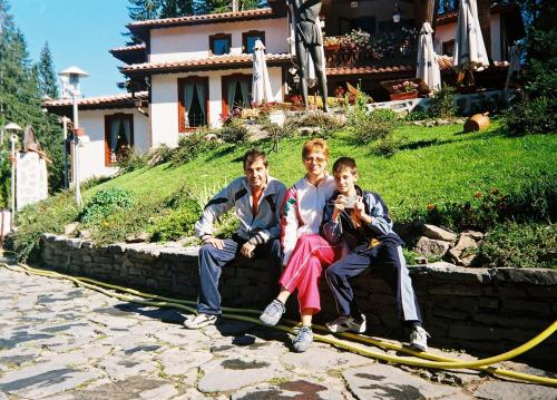Familie Milchevi