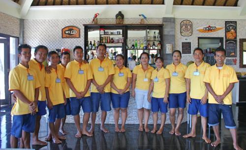 Bondalem Beach Club team
