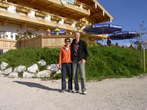 Ernst und Ida Ranalter