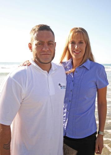 Ricci and Karyn Dyer