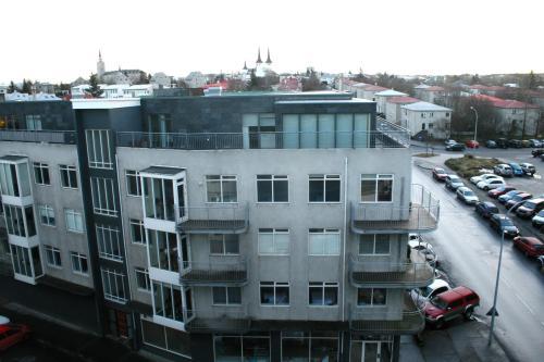 A Part Of Reykjavik Brautarholt Apartments