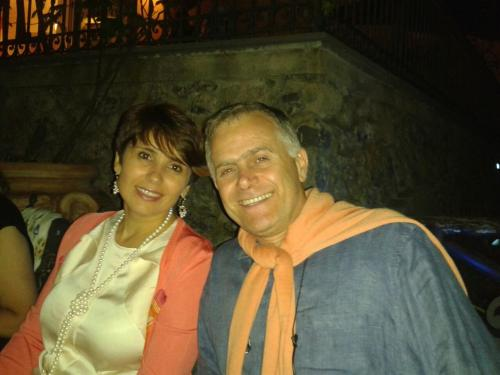 Madalina Grigorie & Pasquale Sorrentino
