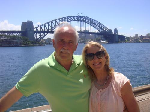 Jane and Martyn Lockwood