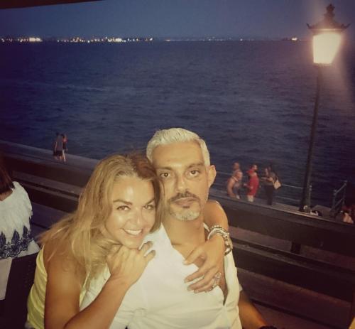 Stefania and Hisham