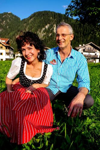 Vermieter Anna-Maria und Stefan
