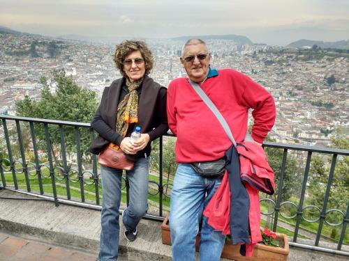 Isabel y Juan Carlos