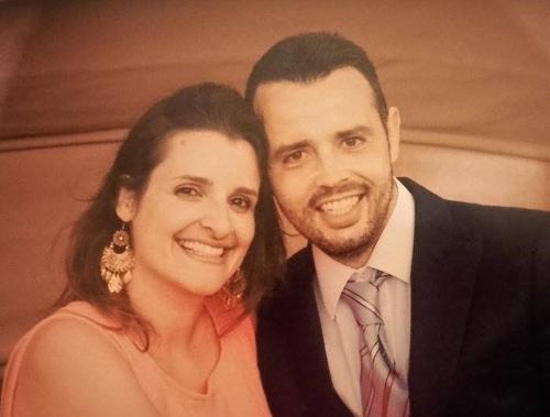 Tania e Pedro Cabanita